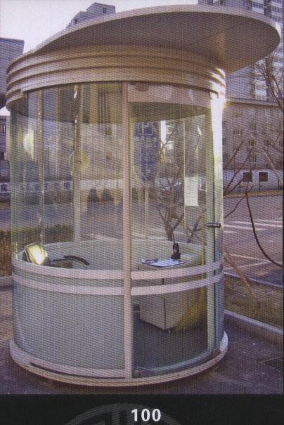 玻璃钢岗亭岗亭工艺