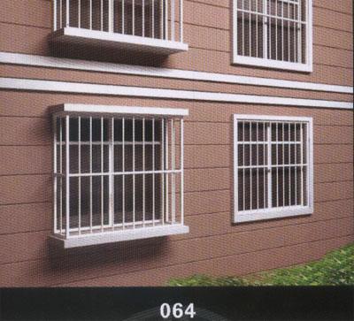 护窗安置选择利弊