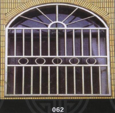 防护窗类型